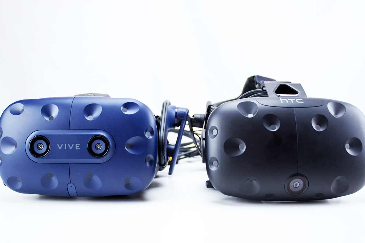 HTC Pro Virtual Reality