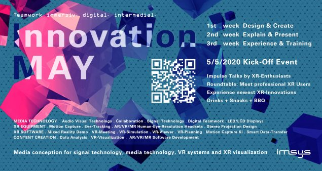 INNOVATIONMAY Flyer